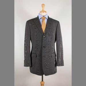 Hugo Boss 40L Gray Wool Sport Coat 94-G